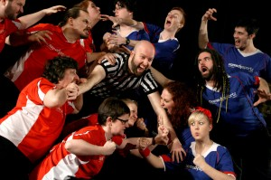 CSzUK with ComedySportz